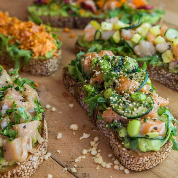 All Food Trends Collide in Pokecado Toast, And We Have *The Best* Recipe