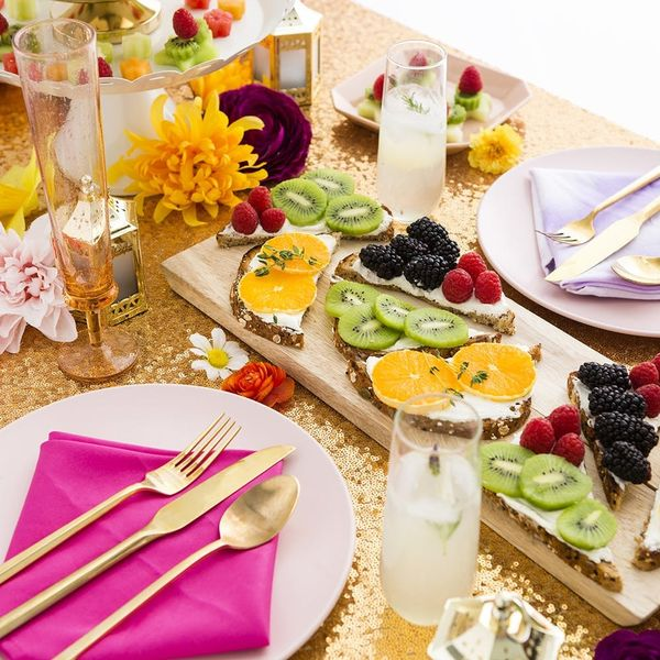 Bring Out Your Inner Rapunzel With This Disney Tangled-Inspired Boho Brunch