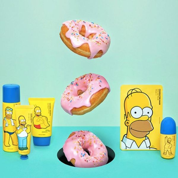 We Want Every Piece of This Simpsons-Themed Makeup Collection
