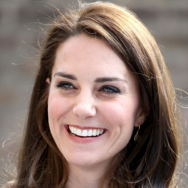 Here's Where You Can Score the Duchess of Cambridge's Preppy-Chic Sneaks