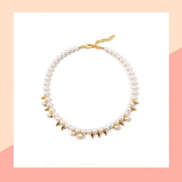 The Edit: Every Not-Your-Grandma's Pearl Necklaces to Buy RN