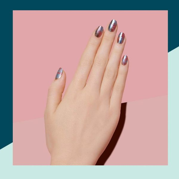 The Mosaic Nail Trend Is Officially Taking Over Our Feeds