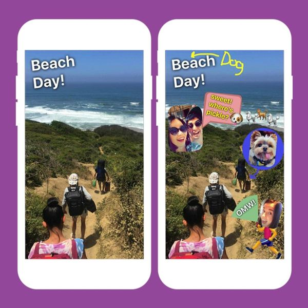 An App That'll Rival Your Snapchat Addiction + 4 More New Apps
