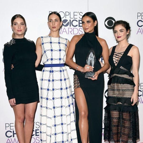 Pretty Little Liars' Costume Designer Spills This Season's Style Secrets
