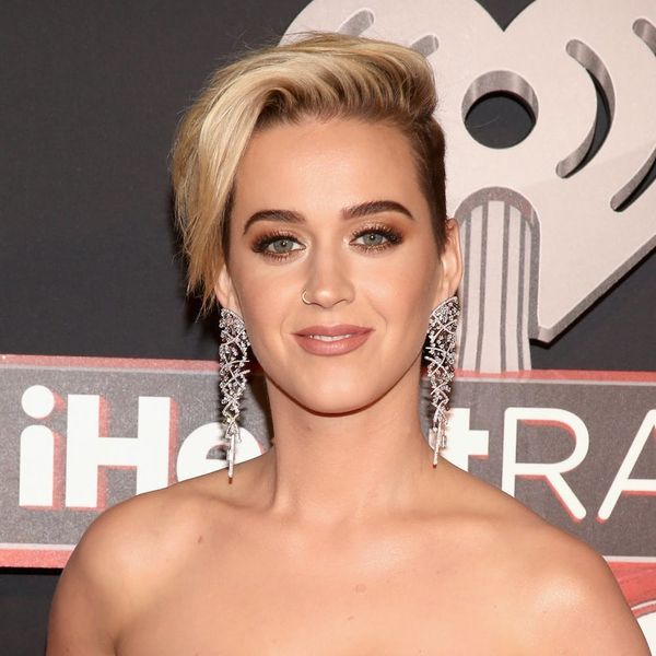Katy Perry Just Went Shorter and Blonder Than Ever Before