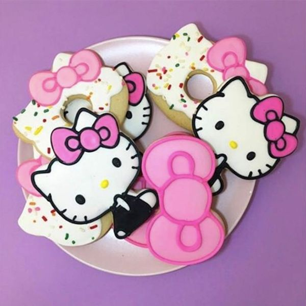 Drop Everything: A Permanent Hello Kitty Cafe Has Just Arrived in California