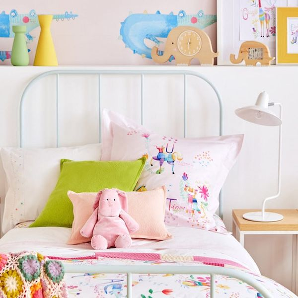 Zara's New Kid's Home Collection Is So Cute We Want It for Ourselves