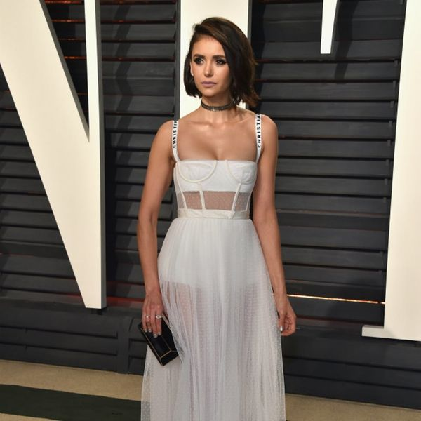 Get Ready to Ugly Cry Over Nina Dobrev's Heartbreaking Tribute to Her Cat