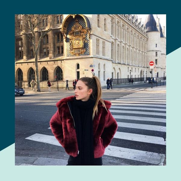 Diane von Furstenburg's Granddaughter Is About to Be Your New Style Muse