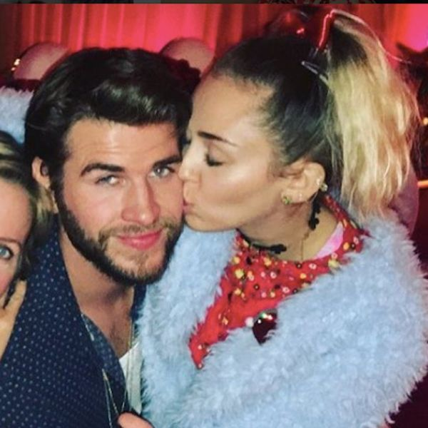 Miley Cyrus's Birthday Message to Liam Hemsworth Is Adorable AF