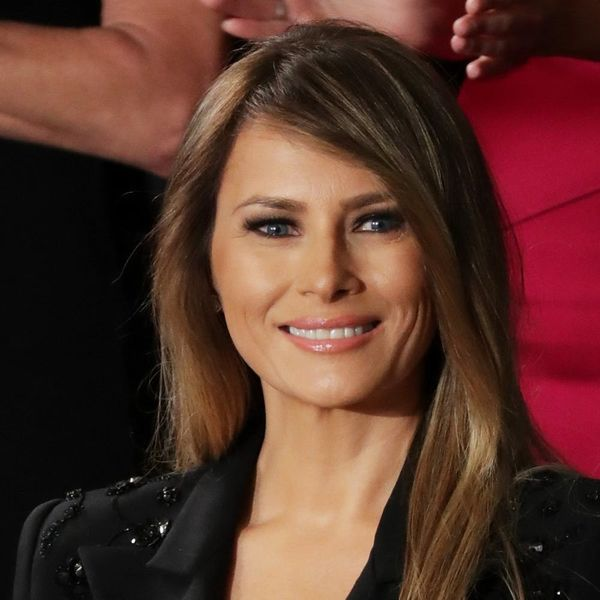 Michael Kors States Melania Trump's Outfit at Congress Was Purchased off the Rack