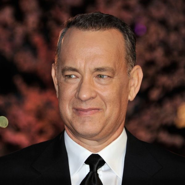 Tom Hanks Just Gave the White House Press Corps the Daddest Gift Ever