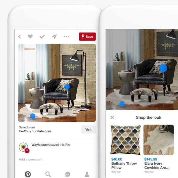 Pinterest's 3 New Products Puts Inspiration in Your Hands