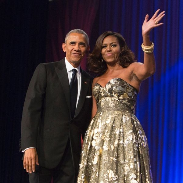 The Obamas' Star-Studded Goodbye Party Guest List Totally Puts Trump to Shame