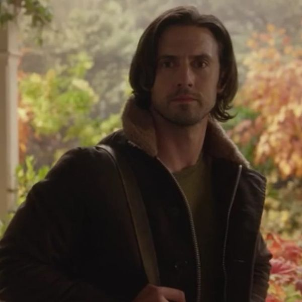 Milo Ventimiglia's Guess About the Father of Rory Gilmore's Baby Will Shock You