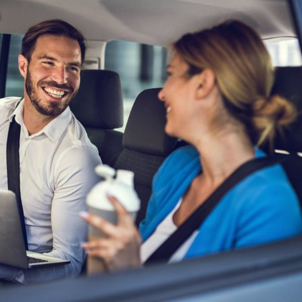 6 People Share How an Uber Ride Changed Their Careers