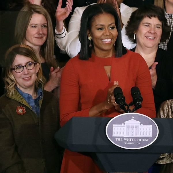 Michelle Obama's Final Speech As FLOTUS Has Us (and Her) in Tears