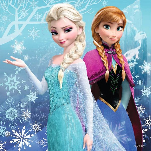 Confirmed! Tarzan's Sisters Are Anna and Elsa from Frozen