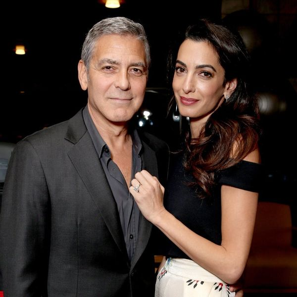 Eee! Amal and George Clooney Are Reportedly Expecting Twins