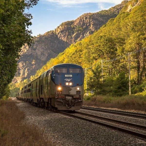 This $213 Train Trip Will Take You Past the Most Beautiful Sights in America