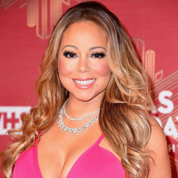 Mariah Carey Has a New BF and She'll Be Smooching Him On-Air Tonight