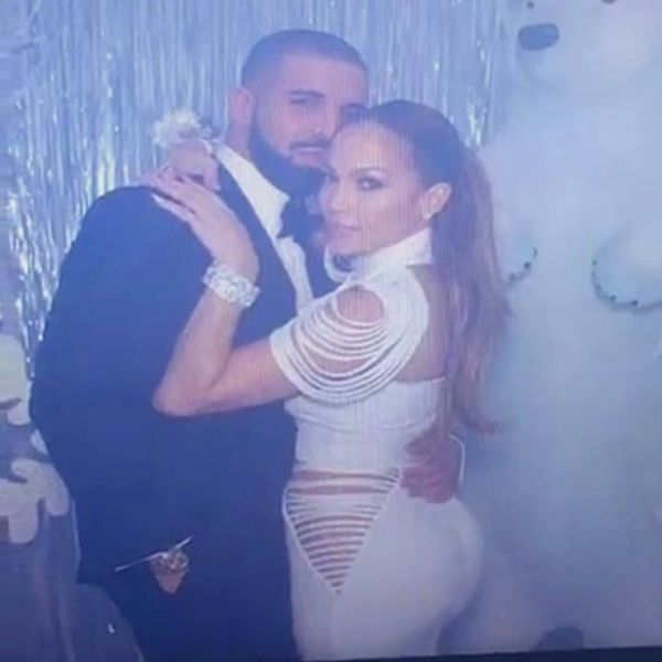 Drake & JLo Spotted Kissing and, er, Grinding and We Have the Videos