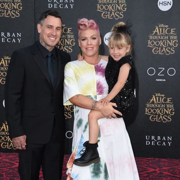 Pink and Carey Hart's Baby Boy Is Here (and He's Adorable)