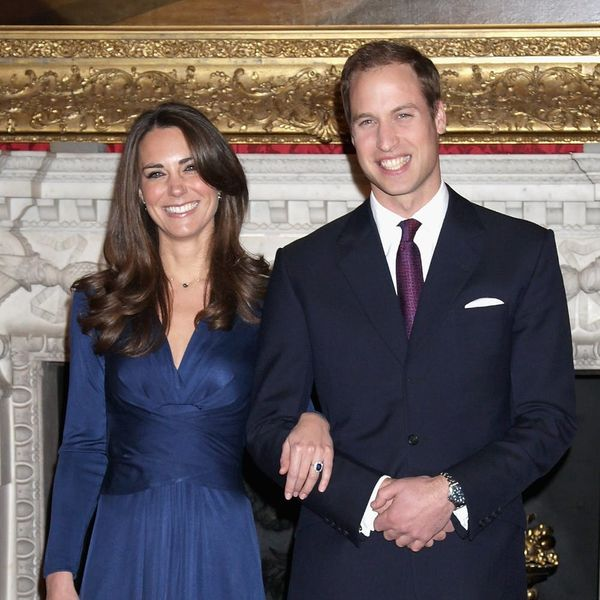 Prince William Just Revealed a Surprising Detail About His Proposal to Kate Middleton