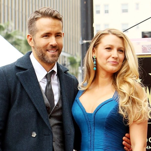 Ryan Reynolds and Blake Lively Have Finally Revealed Their Daughter's Name