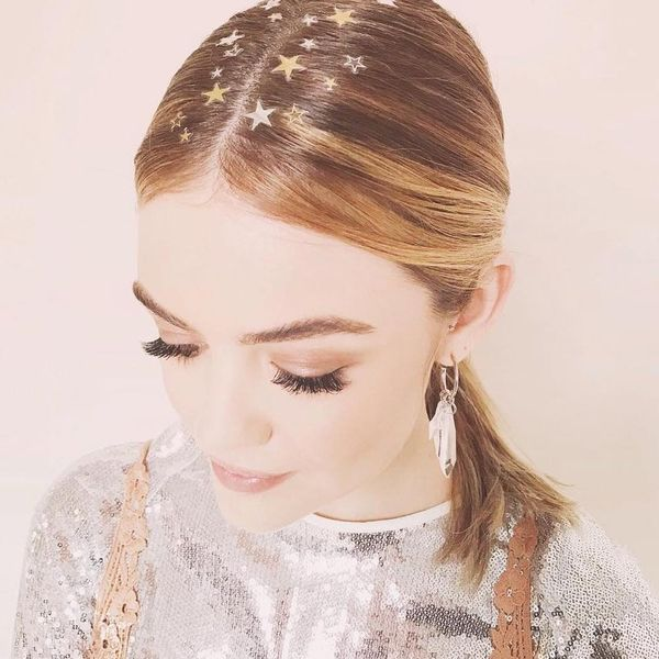 Ring in 2017 With the Best New Year's Eve Hair of Your Life With These Tutorials