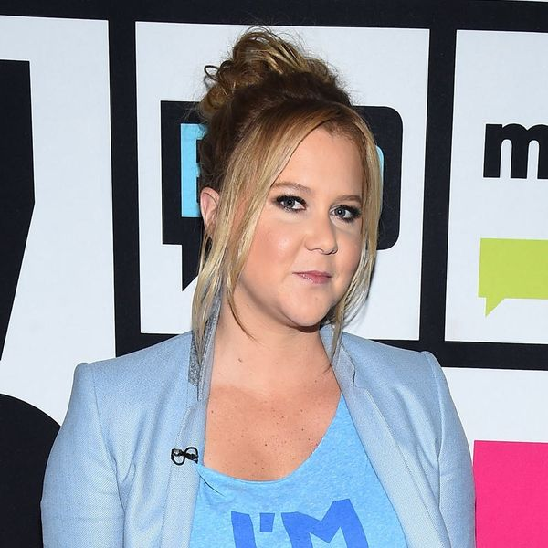 Amy Schumer's Surprise Gift for Her Dad Will Make You Totally Weepy