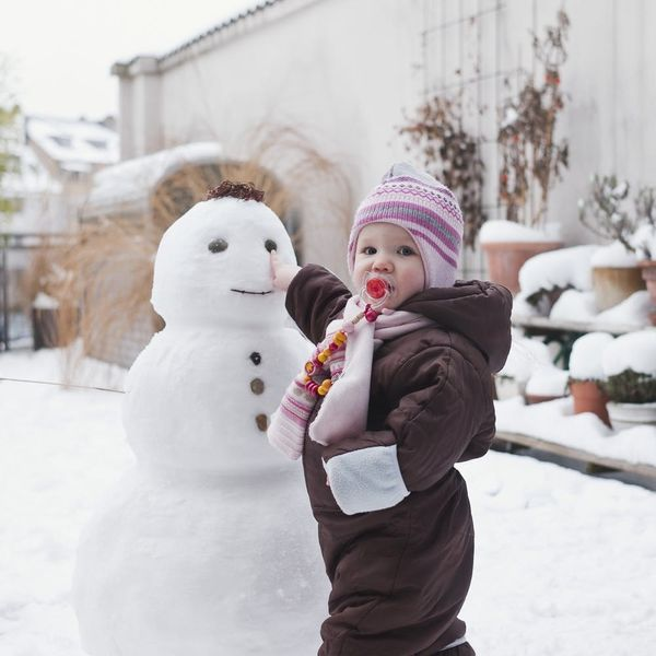 5 Winter-Wonderland Activities for You and Your Baby