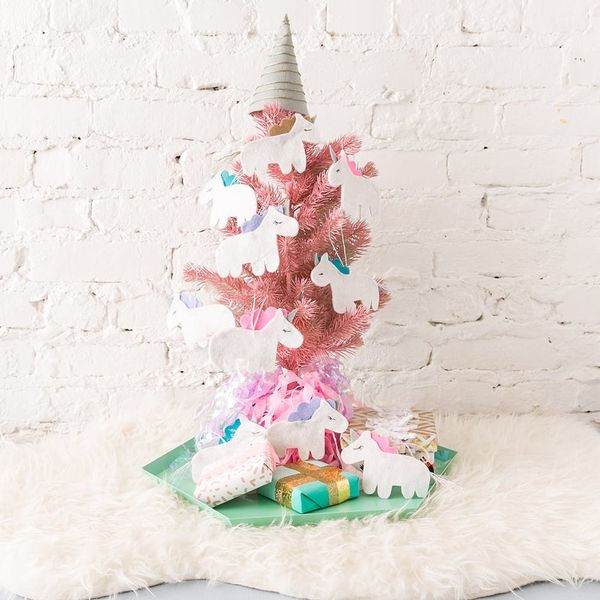 Make the Most Magical Unicorn Tree of All Time