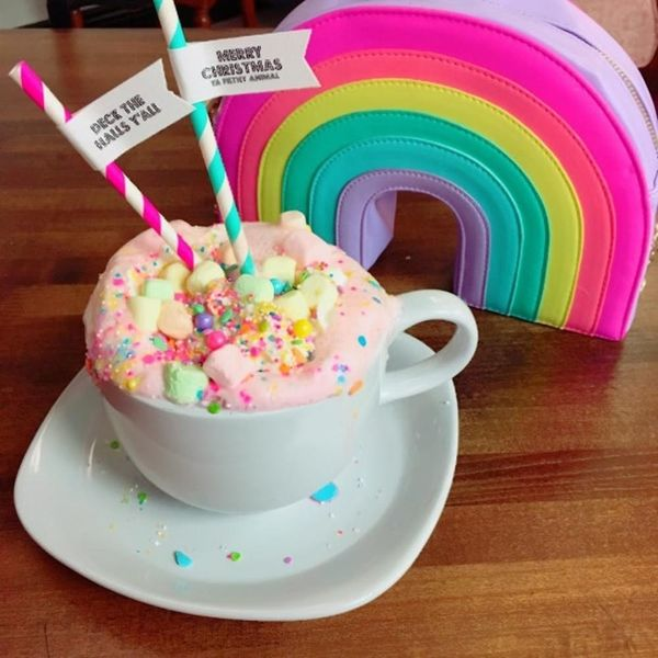 Unicorn Hot Chocolate Now Exists… Need We Say More?
