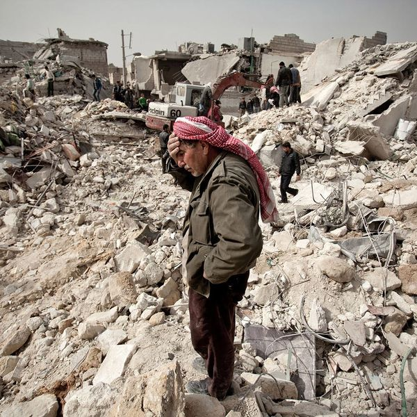 Here's What You Can Do to Help Syrians in Aleppo