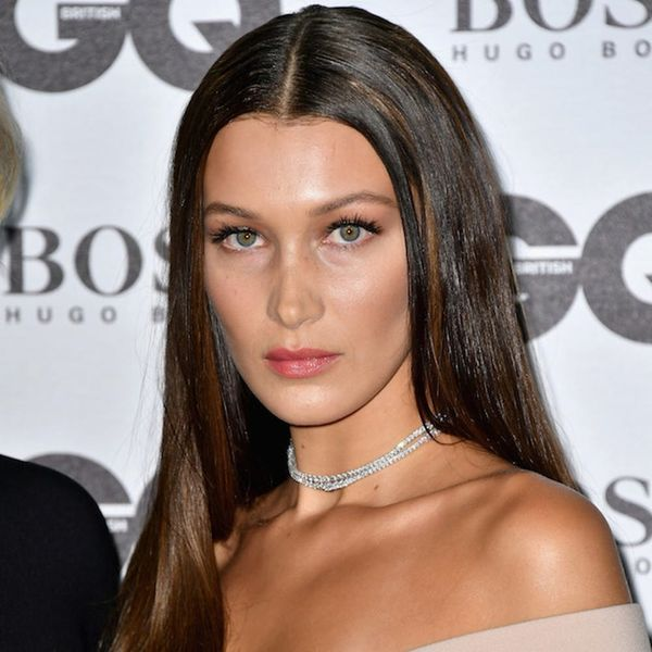Bella Hadid's Updated Camo Is an Autumn Cool Girl Staple