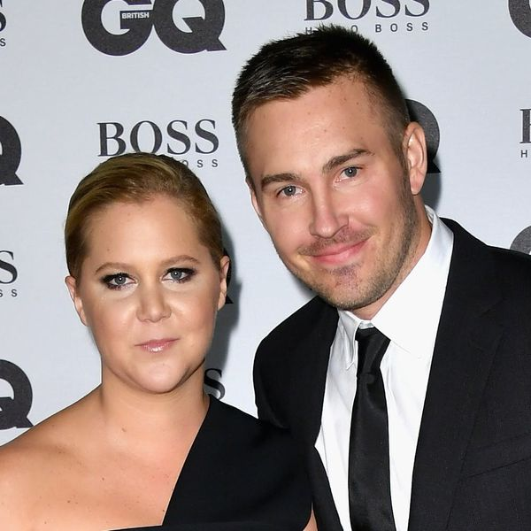 You Have to Read Ben Hanisch's Super Sweet Anniversary Message to Amy Schumer