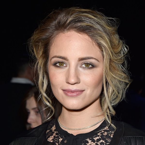 Check Out Dianna Agron's Elusive Wedding Ring
