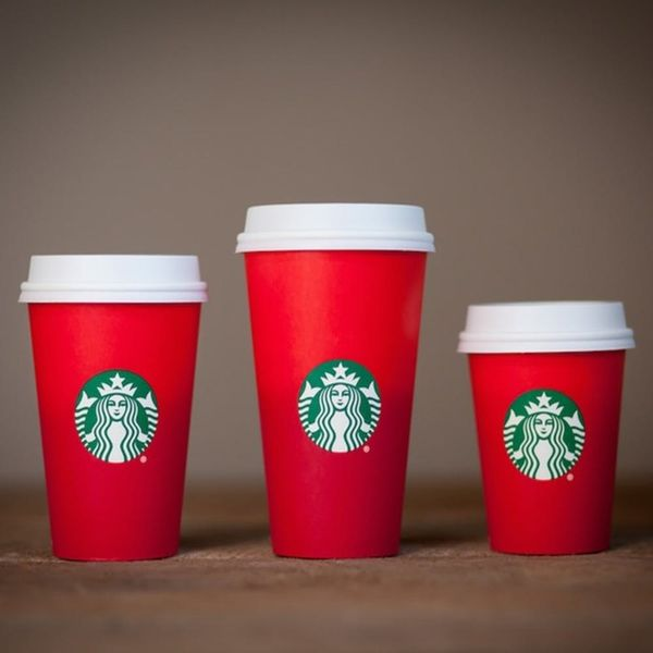 Starbucks 2016 Holiday Cup Design Has Been Leaked and It Looks Like MEAT!