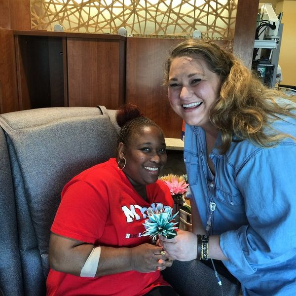 Student Story: How Paper Flowers Helped Kristen Risinger Through the Toughest Moment of Her Life