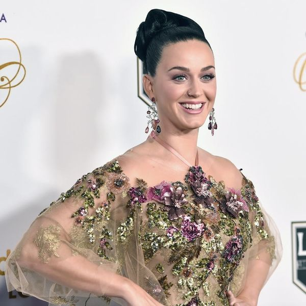Katy Perry Was LIT AF During the Last Presidential Debate