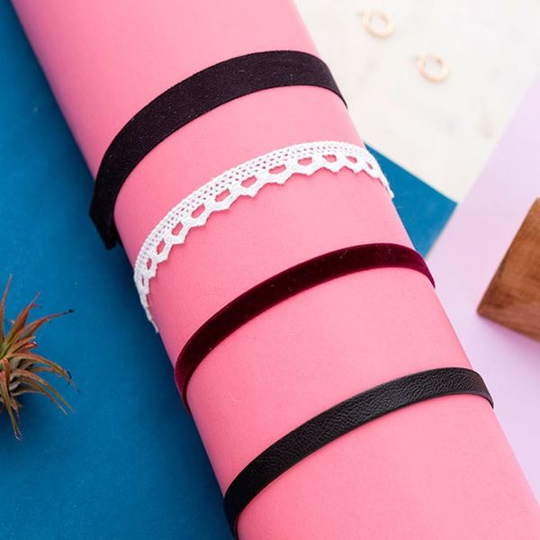 Here's How to DIY and Style Pinterest's Trendiest Accessory: The Choker