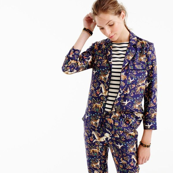 14 Ways to Rock the Pajama Trend Beyond the Bedroom This Fall