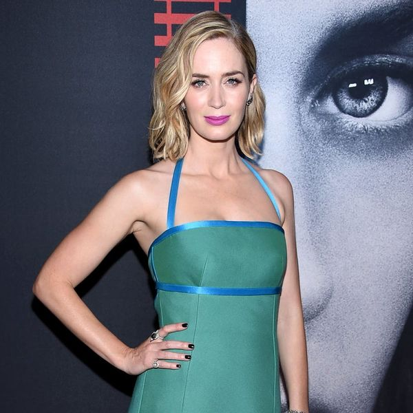 Emily Blunt Got Brutally Real About Hollywood's Sexist Scripts