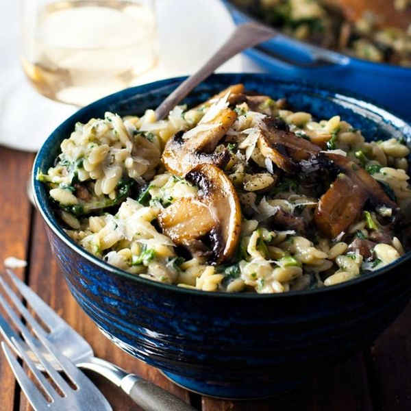 14 Orzo Dishes to Switch Things Up This #MeatlessMonday