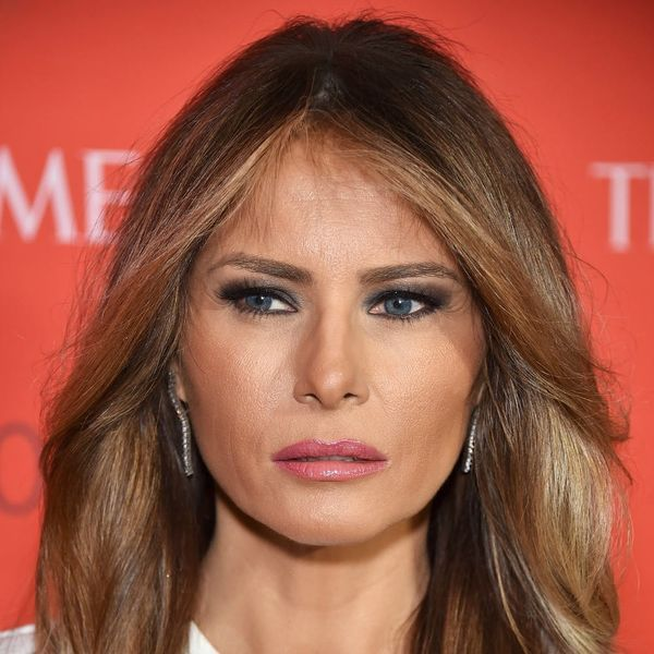 Melania Trump Is Not Okay With Donald Trump's Lewd Comments