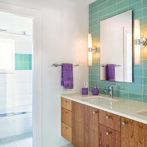 6 Tricks to Make Your Small Bathroom Look a Whole Lot Bigger