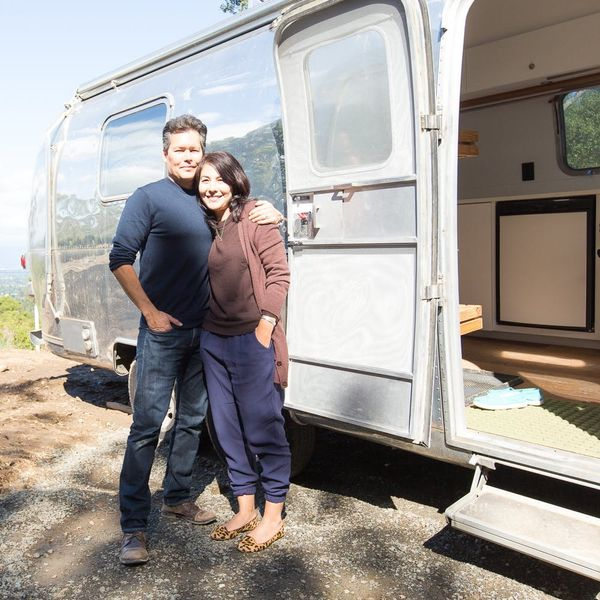 This Airstream Makeover Will Give You Major #Wanderlust