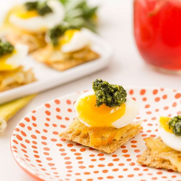 Eggs Aren't Just for Breakfast: Check Out Our Breakfast-Inspired Appetizer