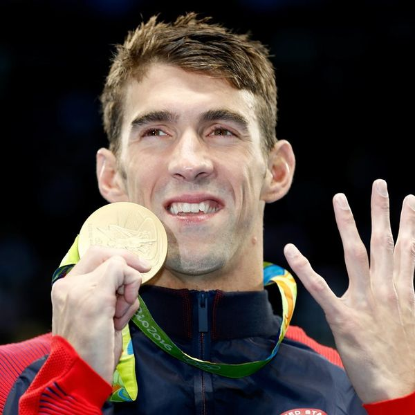 THIS Is How Michael Phelps Spent His First Day of Retirement